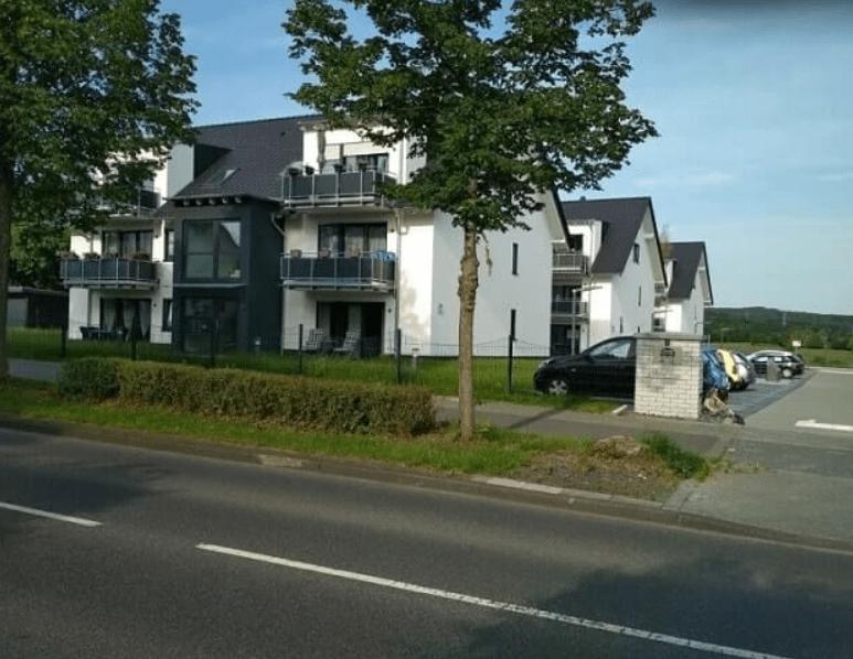 Așa arată locuințele sociale din Aegidienberg