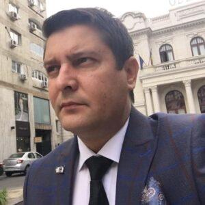 Bogdan Bănică, președintele Sindicatului Polițiștilor din România, SNPR DECUS